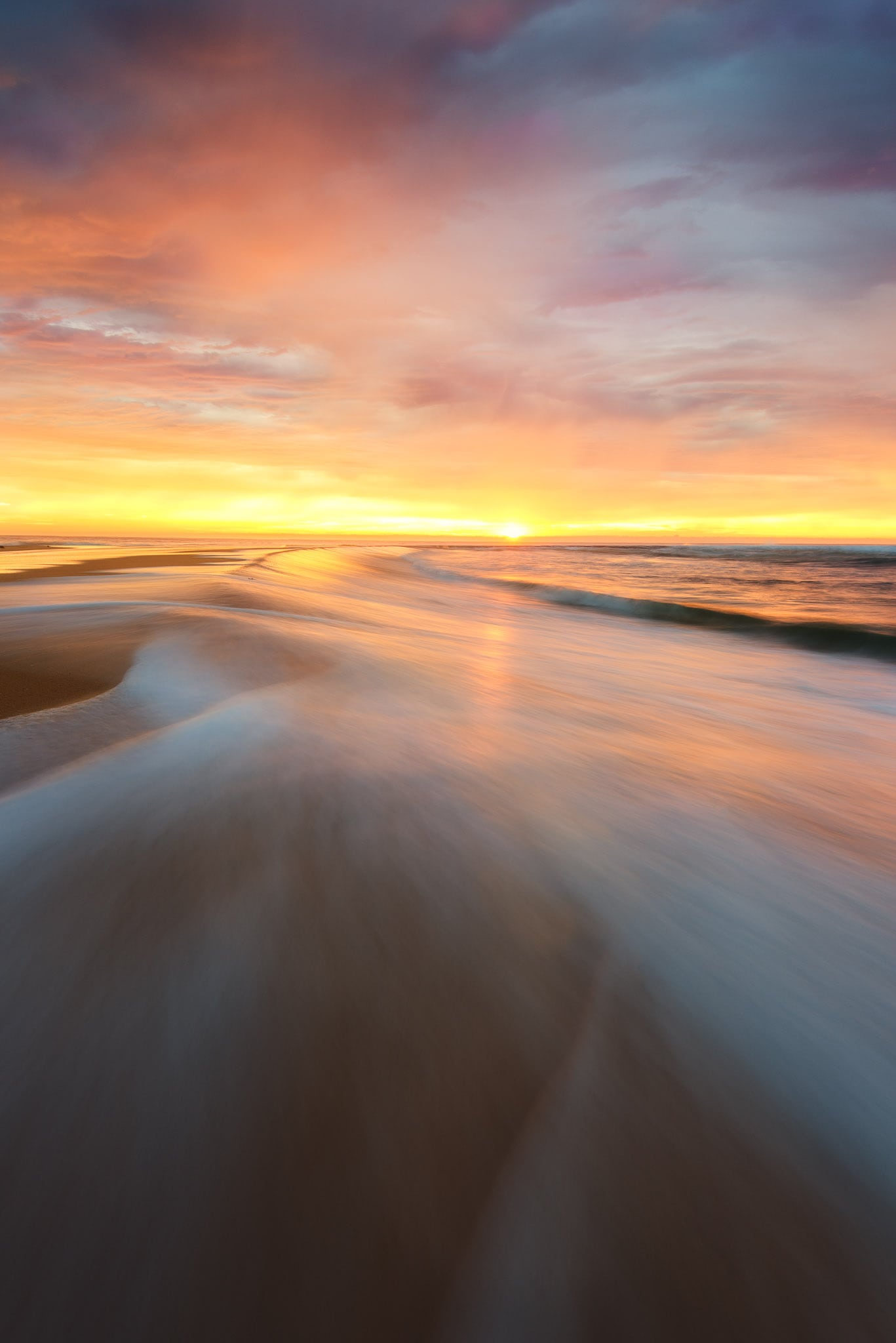 wamberal sunrise